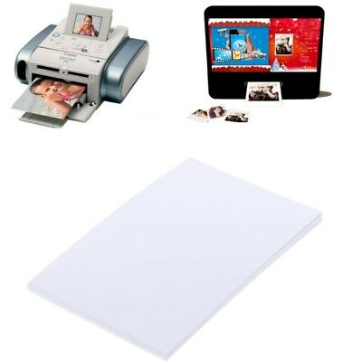 """20Sheets 4""""x6"""" High Quality Glossy 4R Photo Paper 200gsm for Inkjet Printers"""