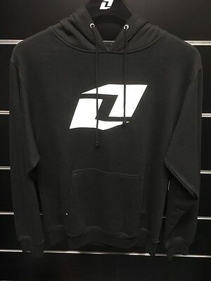 One Industries Black Hoody adults Small