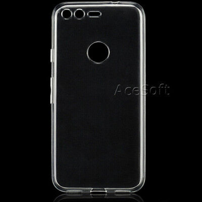 9860bf8662894a High Quality Clear Ultra Thin TPU Case Soft Silicone Cover Skin For Google  Pixel