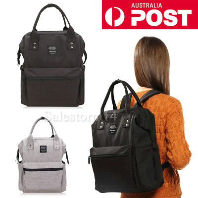 NEW Multifunctional Large Baby Diaper Backpack Changing Bag Mummy Nappy AU