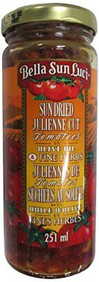 Bella Sun Luci Sun Dried Tomatoes Julienne-Cut 251ml
