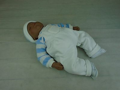Lee Middleton Original Dolls #111297 Black 'Peaceful Slumber' Baby