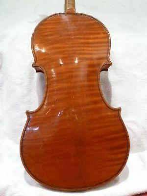 Private COLLECTION to SELL - 110: Nice Italian VIOLIN - GEIGE with Certificate
