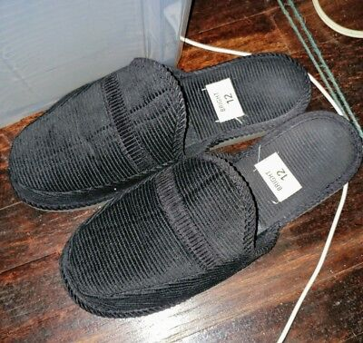 house shoe mens womens slippers