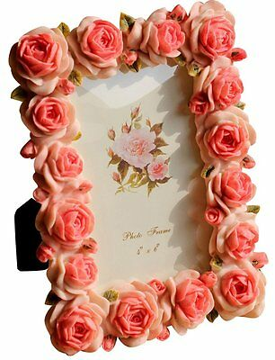 Giftgarden Rose Decor Friend Gifts Picture Frames for Wedding Photo 4x6