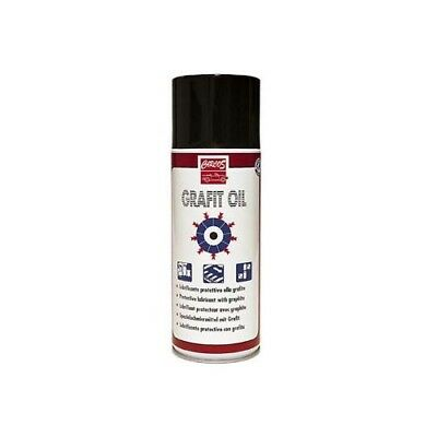 CARCOS 831 GRAFIT OIL SPRAY 400ml