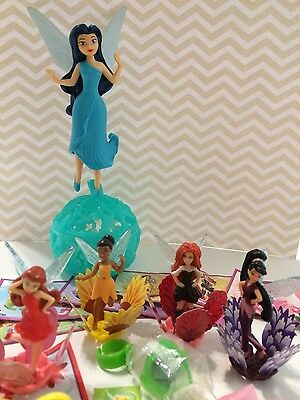 kinder surprise ferrero maxi figure Silvermist & fairies