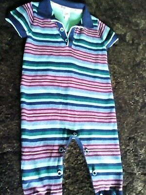 ted baker baby boys romper age 12-18 months
