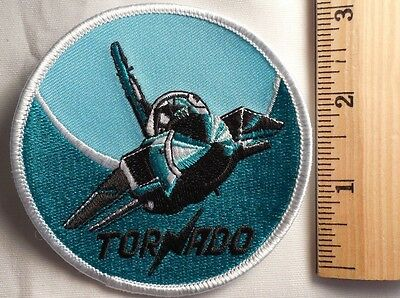 Us Air Force Tornado Patch (Us Air Force, Military)