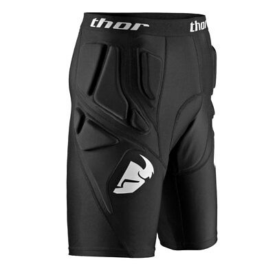 2018 Thor Adult Fitted Comp Shorts SE Offroad Dirt Bike Riding Baselayer - Size
