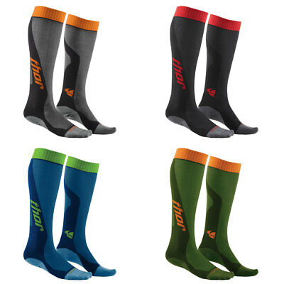 2018 Thor MX Cool Max Sock Offroad Motocross Socks - Pick Size & Color