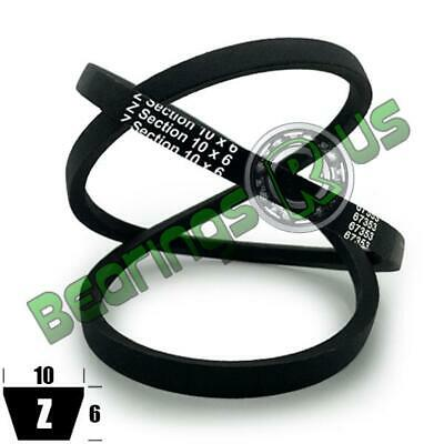 "Z21 (10x533Li) Dunlop Z Section V Belt - 21"" Inside Length"