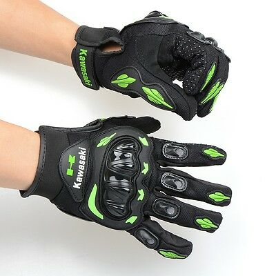 Motorcycle Gloves Motocross Guanti Moto For Kawasaki Ninja Energy Monster