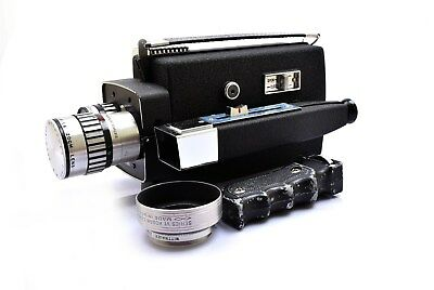 Vintage Wittnauer Video Camera Filter and Case
