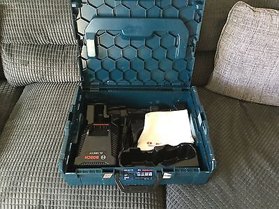 Bosch drill box with 18v charger included