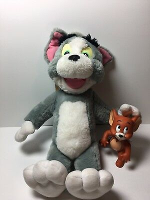 Tom And Jerry 1993 Mattel Plush And Toy