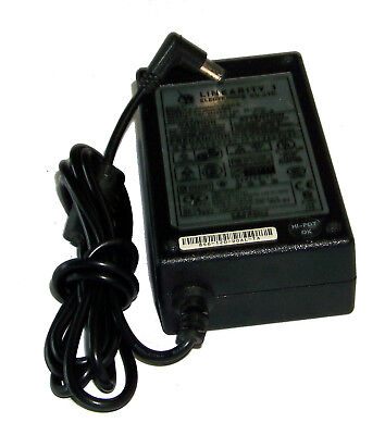 Linearity LAD6019AB4 12VDC 4.0A AC Adapter with Barrel Connector   Black Colour
