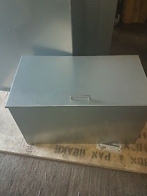 Grooming Box Tack Box Large Galvanised