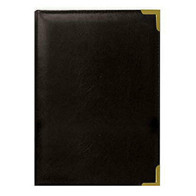 Pioneer SM-57 Brass Corner 5x7 Photo Album Black (Same Shipping Any Qty)