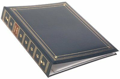 Pioneer APS-247 3-Ring Photo Album Navy Blue (Same Shipping Any Qty)