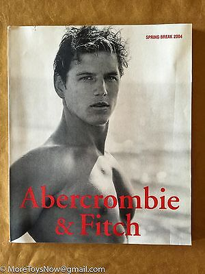Abercrombie and Fitch catalog Spring Break 2004