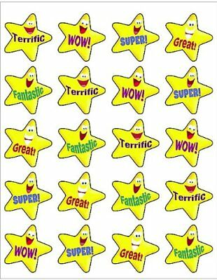 Teacher Created Resources Encouraging Stars Stickers