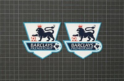 Premier League Blue Patches/Badges 2004-2007 EPL Barclays Premiership