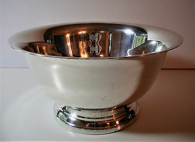 """Towle Sterling Silver 8"""" Revere Bowl"""