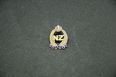 Vintage New Zealand Army Infantry Forces Division / Corps Badge/Sweetheart's