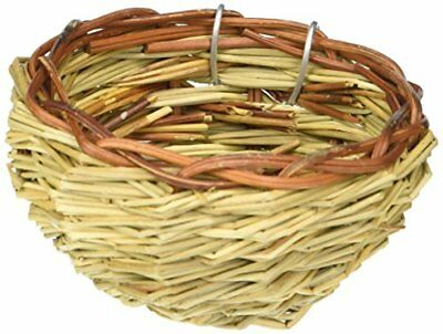 Prevue Hendryx Prevue Pet Products BPV1150 Canary Twig Birds Nest 3-Inch