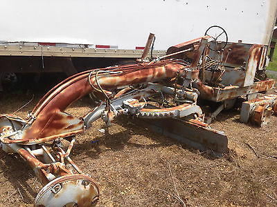 Allis-Chalmers D, Model Dd, Road Grader, Maintainer, Tractor, Diesel