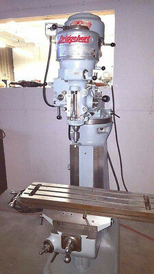 "Bridgeport Series I Milling Machnine 9""x32"" table in very good condition!"
