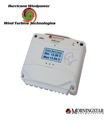 Morningstar PS-MPPT-40M ProStar MPPT 40A Solar Charge Controller with Display