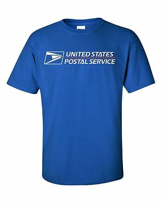 USPS Royal Blue Short Sleeve Postal Shirt. BUY 2 GET 1 FREE! (must add 3 to cart