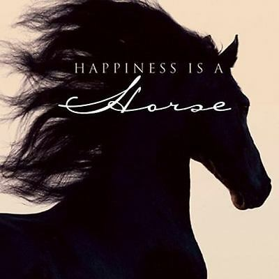 HORSE Photography Photos Happiness Is a Horse CHRISTIANE SLAWIK Hardcover Book