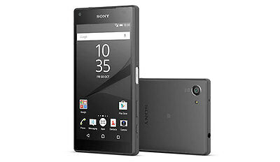 Sony Xperia Z5 32GB Unlocked  - Graphite Black