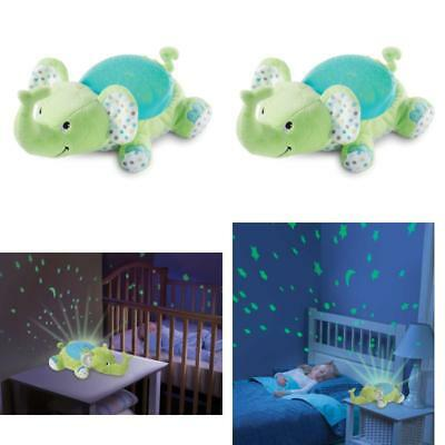 Baby Soother Musical Toys Animal Fun Night Light Crib Nursery Ceiling Projector
