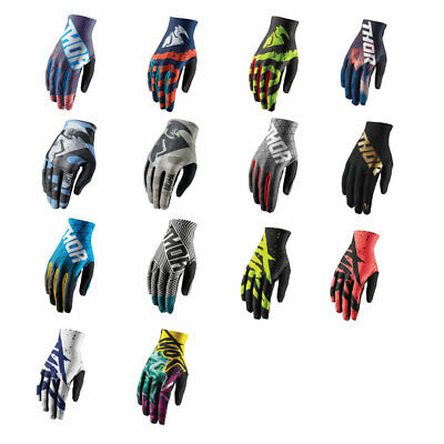 2018 Thor MX Void Motocross Gloves Offroad Dirt Gloves - Choose Size & Color