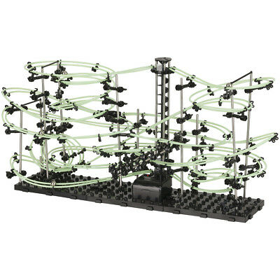 NEW Space Rail Construction Kit - Glow in the Dark KJ9001 Assembly Required