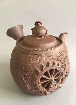 An Extremely Rare and Magnificent Ming Dynasty Yi-Hing Teapot