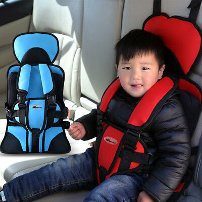 1-5Years Old Adjustable Baby Car Seat Toddler Booster Seat Child Safety Products