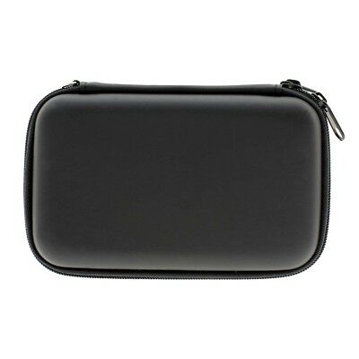 Mini EVA Pouch Holder Bag Box Case Cover For Nintendo DS Lite/DSi/3DS Card BLACK
