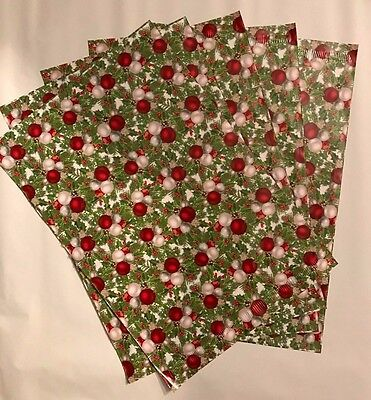 (50)10x13 Designer Christmas Mailers Poly Shipping Envelopes Boutique Bags