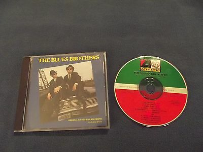 The Blues Brothers Original sound track 1980 CD with jewel case