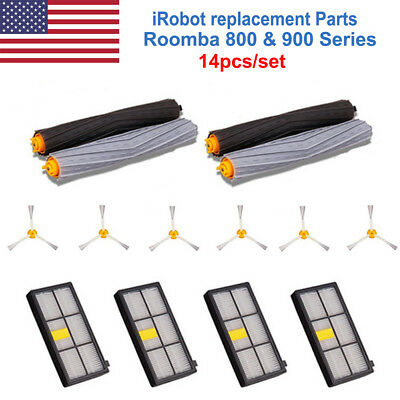Replacement Parts for iRobot Roomba 800/900 Series 880 980 Replenishment Kits US