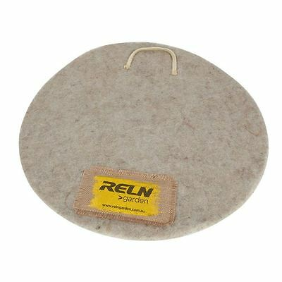 Reln Tumbleweed Worm Farm Blanket - Circle - Made From Natural Fibers