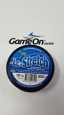 New Fishing PLATYPUS Lo-stretch 300m