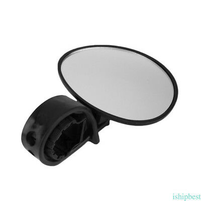 Bicycle Mirror Universal Adjustable Cycling Rear View Convex Mountain Bike Hand
