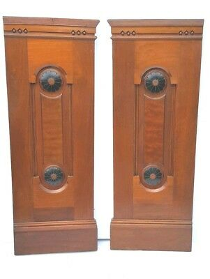 Vintage Wall Panels Posts Columns Entryway Mantels Mantles Architectural Accents