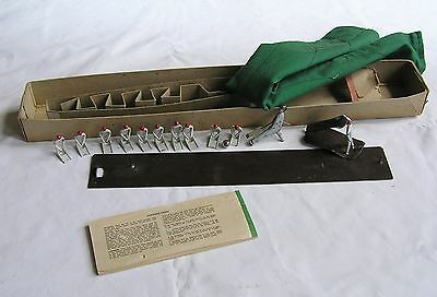 Australian Table Cricket game by Jupe Bros of Sydney c1945 RARE